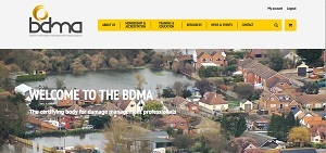 The British Damage Management Association (BDMA) unveiled a whole new look at the beginning of the year, with a brand new logo and the launch of a dynamic new website.