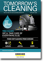 Tomorrow's Cleaning Current Issue