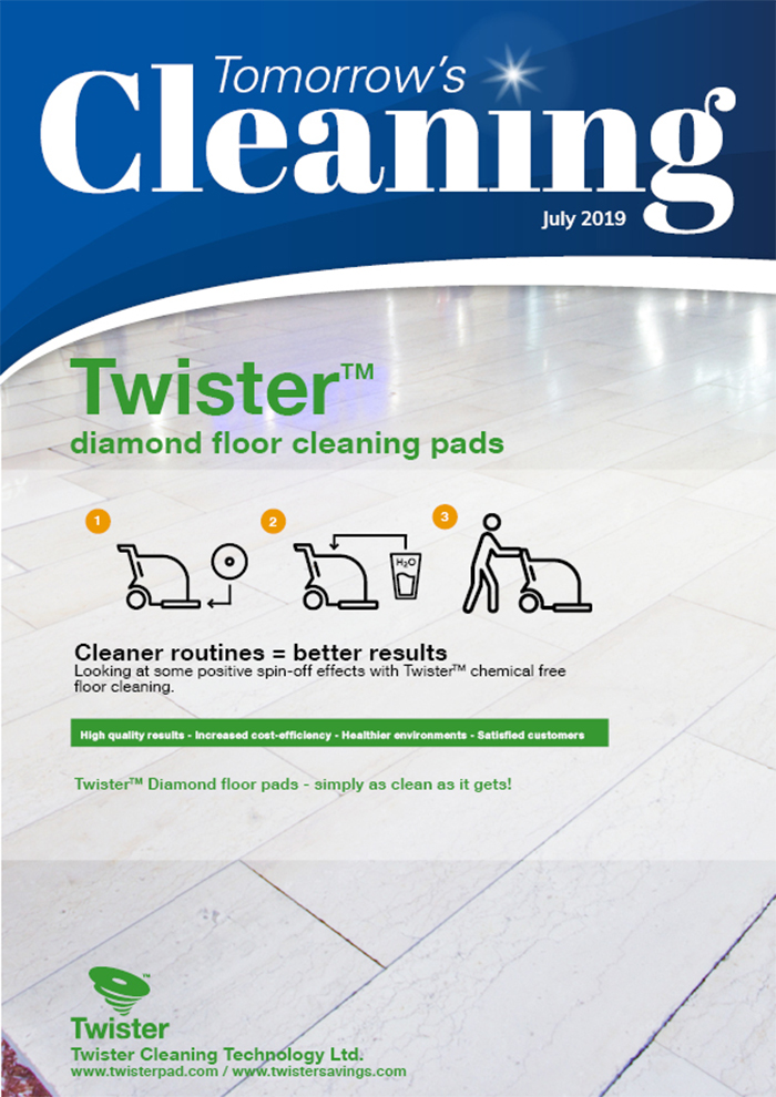 Tomorrow's Cleaning Magazine