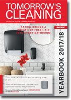 Tomorrow's Cleaning Yearbook 2017 - 2018