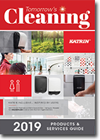 Tomorrow's Cleaning Products & Services Guide - 2019