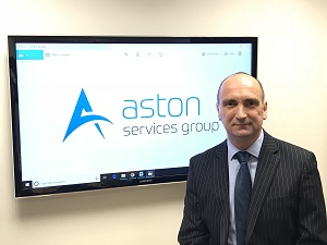 New group MD for Aston Services