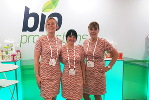 Global success for cleaning chemicals company at InterClean