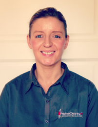 Donna Monteith, Managing Director of Pristine Cleaning NI