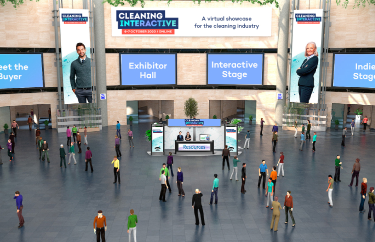 High international demand sees Cleaning Interactive move to new date in October