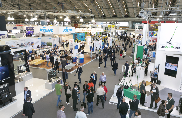 Extensive programme revealed for Interclean Amsterdam Online 2020