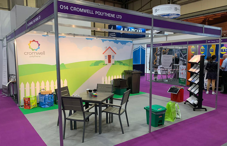Cromwell's sustainable street scene a success at RWM 2019