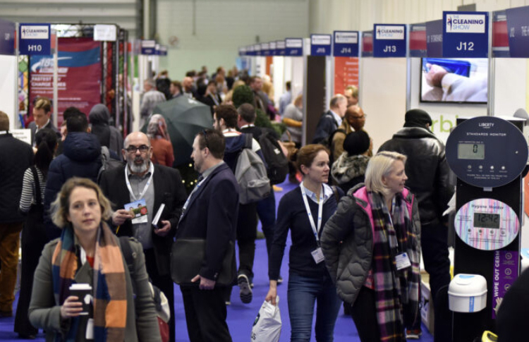 New November dates for The Cleaning Show 2021