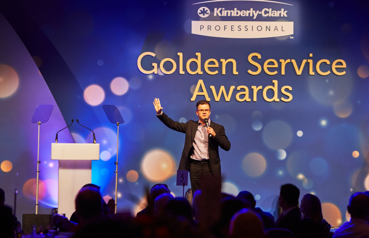Cleaning industry's finest honoured at 2020 Kimberly-Clark Professional Golden Service Awards