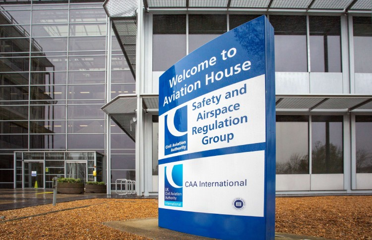 Salisbury Group takes flight with Civil Aviation Authority