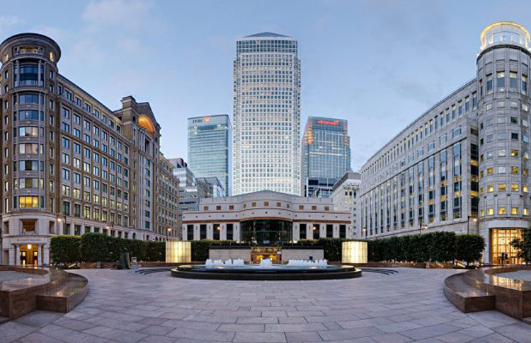 Incentive QAS to keep One Canada Square gleaming