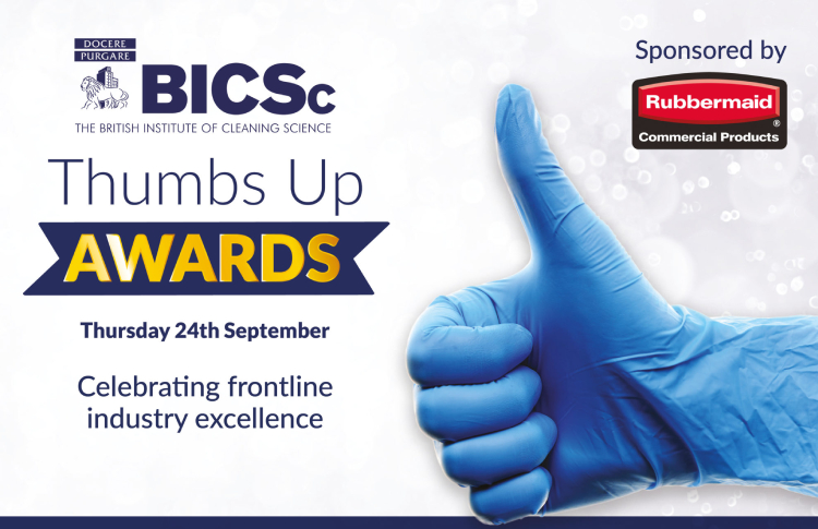 BICSc reveals the winners of the first Thumbs Up Awards