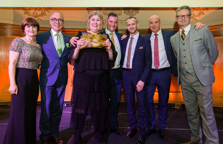 Incentive QAS wins top European sustainability award