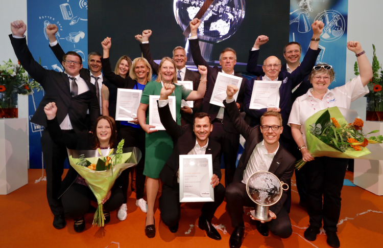 Nominees for Amsterdam Innovation Award 2020 have been announced