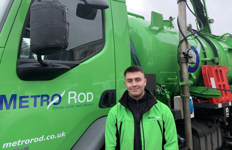 Metro Rod celebrates first year of successful apprenticeships