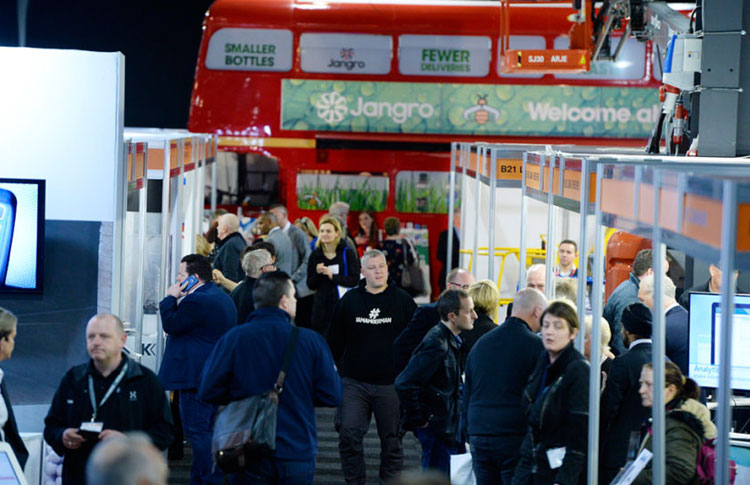 Strong early interest in Manchester Cleaning Show 2020