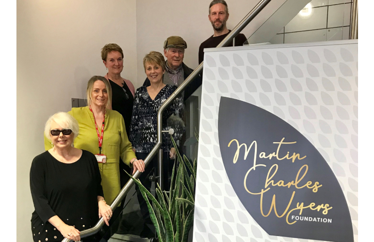 Floorbrite Chairwoman launches The Martin Charles Wyers Foundation
