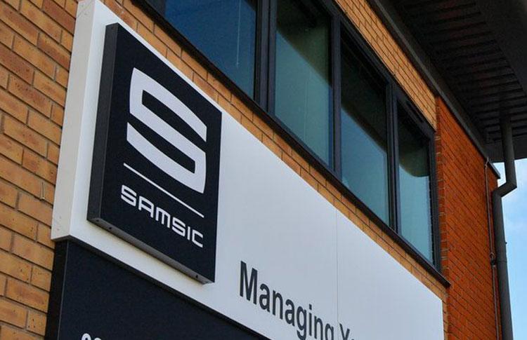 Samsic rebrands UK operations