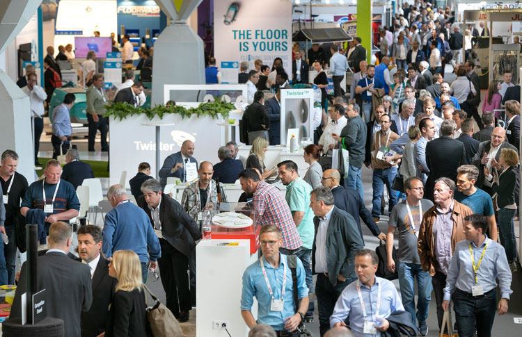 Future cleaning industry trends detailed ahead of Interclean Amsterdam 2020