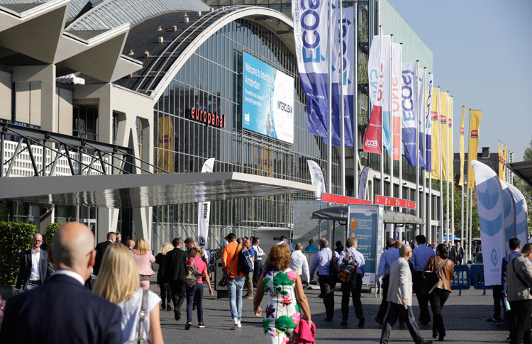 Tomorrow's Cleaning to exhibit at Interclean Amsterdam 2020