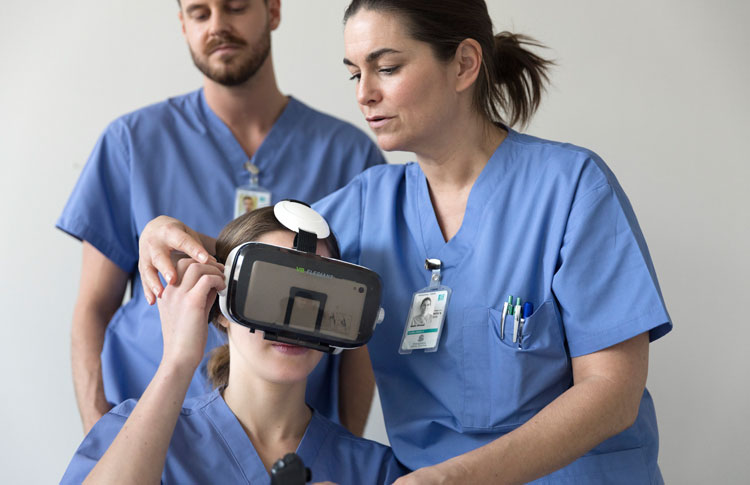 Tork offers virtual reality hand hygiene training