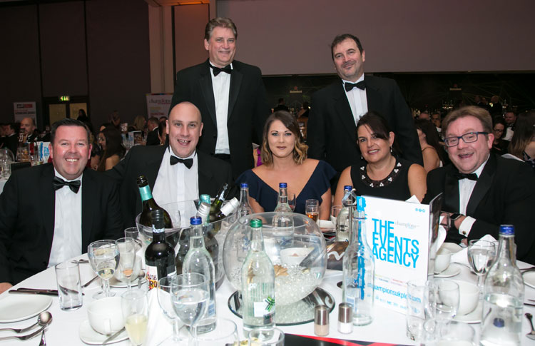 Mirius wins prestigious Coventry Business Excellence Awards 2019