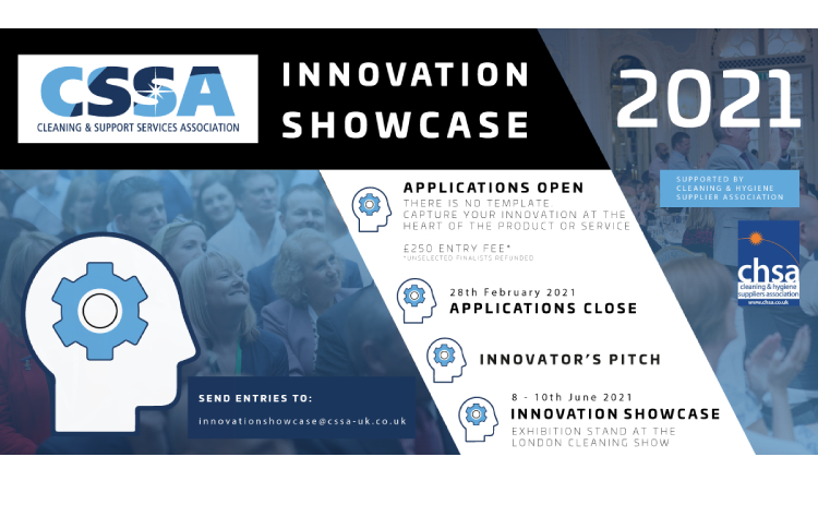 The CSSA 2021 Innovation Showcase rescheduled to June
