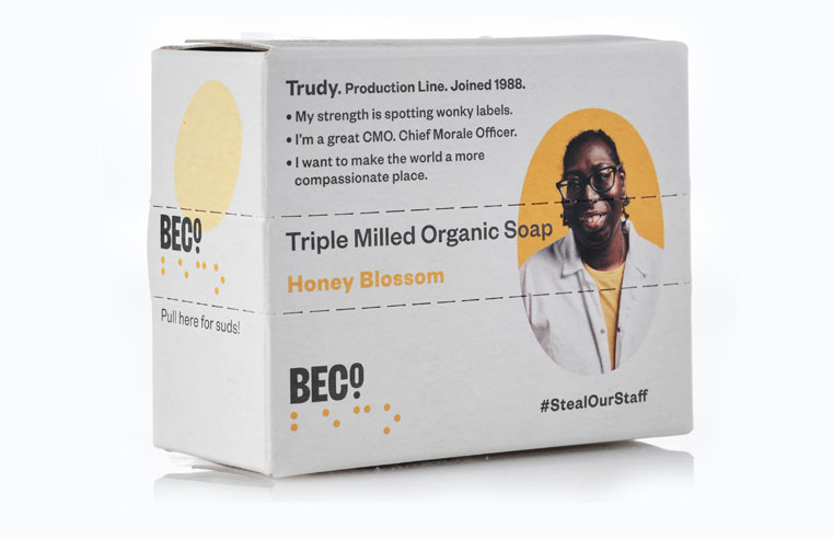 Social enterprise BECO. wants you to steal its staff