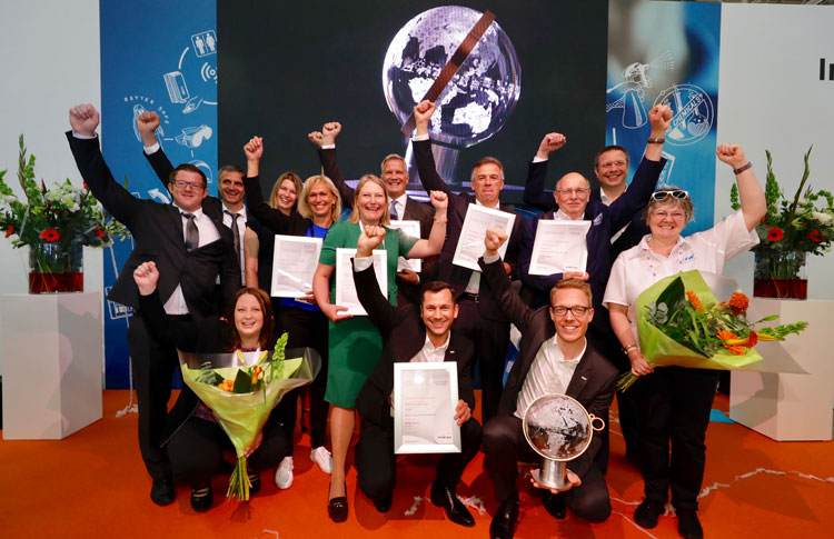 Winners of Interclean Innovation Award 2020 announced during Interclean Online Day One