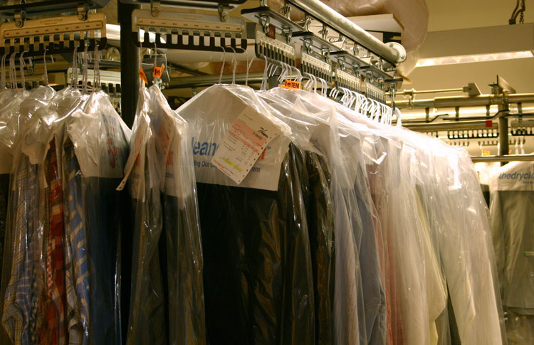 Survey reveals over half of Brits crave a sustainable dry cleaning alternative