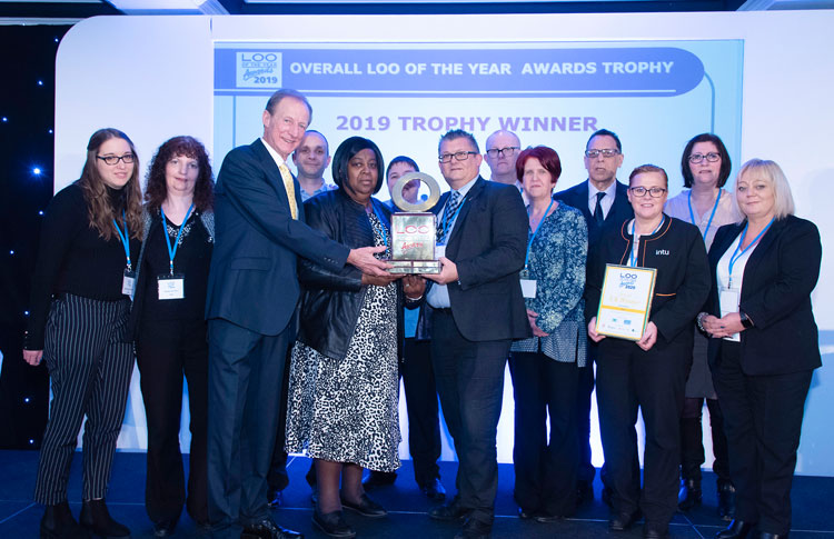 Loo of the Year 2019 crowned at prestigious award ceremony