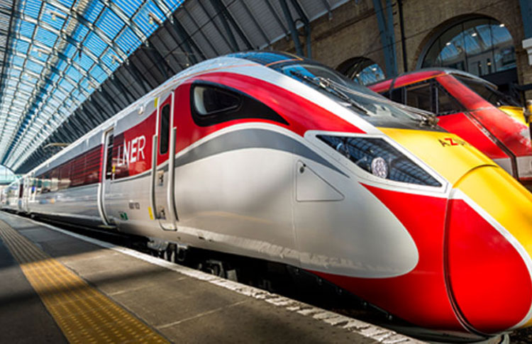 New LNER cleaning contract offers gleaming and greener service