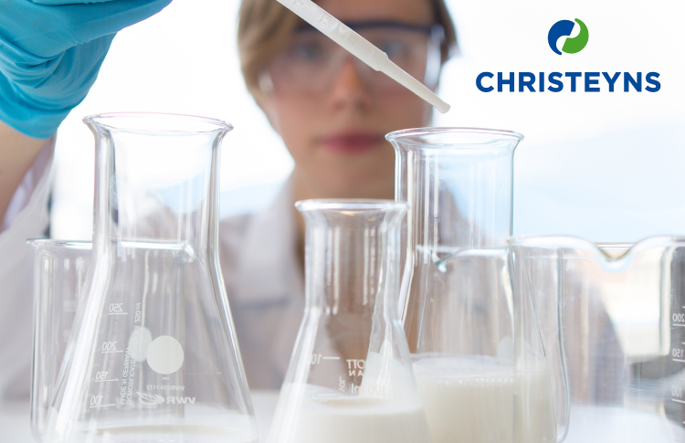 Christeyns celebrates British Science Week