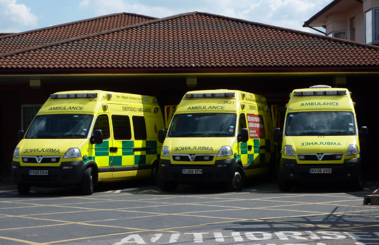 COVID-19: Call for rapid sanitising technology for ambulances