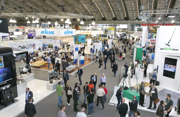 Interclean Amsterdam 2020 rescheduled to November 2020