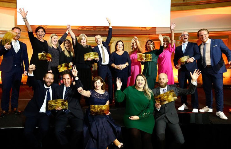 Winners crowned in London at the European Cleaning & Hygiene Awards 2019