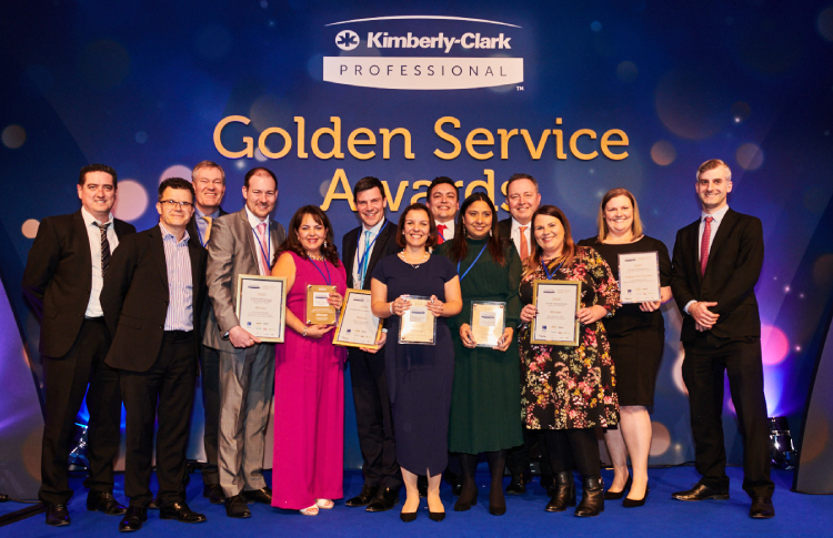 Kimberly-Clark Professional Golden Service Awards open for sponsors