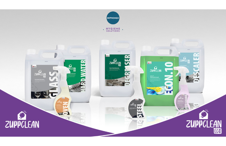 Bothongo Hygiene Solutions UK launches new post-COVID Zuppclean range