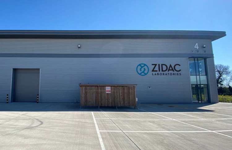 Zidac Laboratories invests £5m and creates up to 80 new jobs