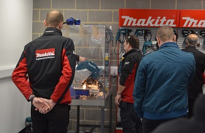 Makita opens factory service centre in London