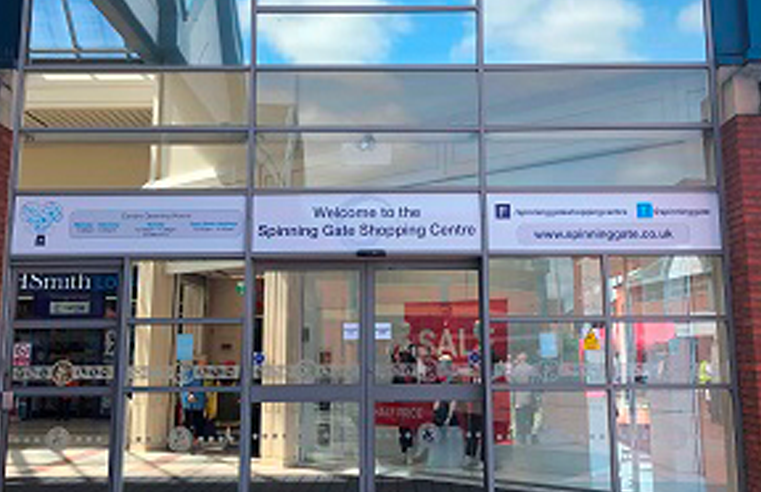 Shopping centre announces dual services partner