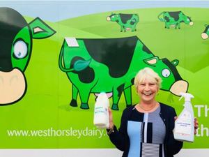 Dairy to dream of a recycled future